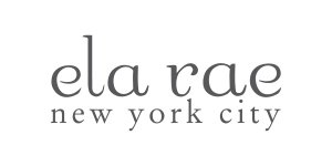 ela rae new york city Logo